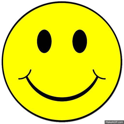 Winking Smiley Face on Make a GIF