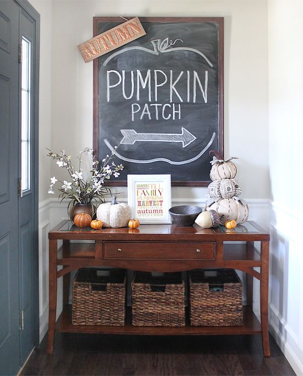 Kitchen Decor For Fall: 17 Best Ideas About Chalkboard Decor On Pinterest