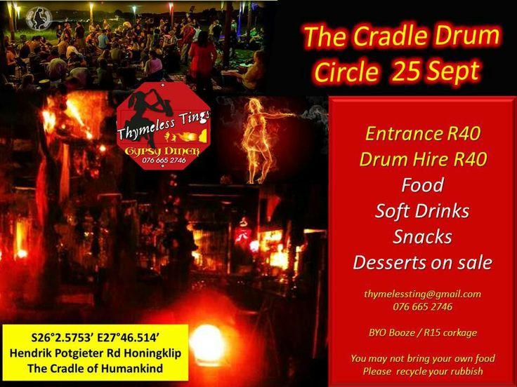 The Cradle Drum Circle