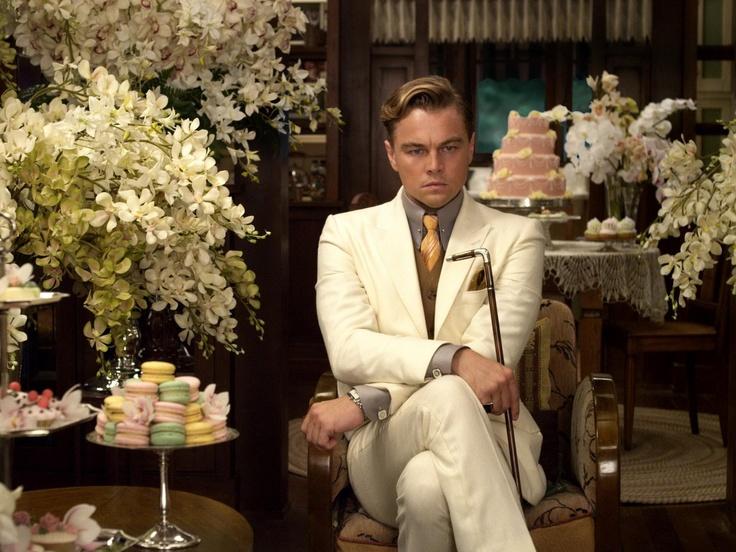 Cinta con Leonardo DiCaprio, Tobey Maguire y Carey Mulligan. Dirigida por Baz Luhrmann.