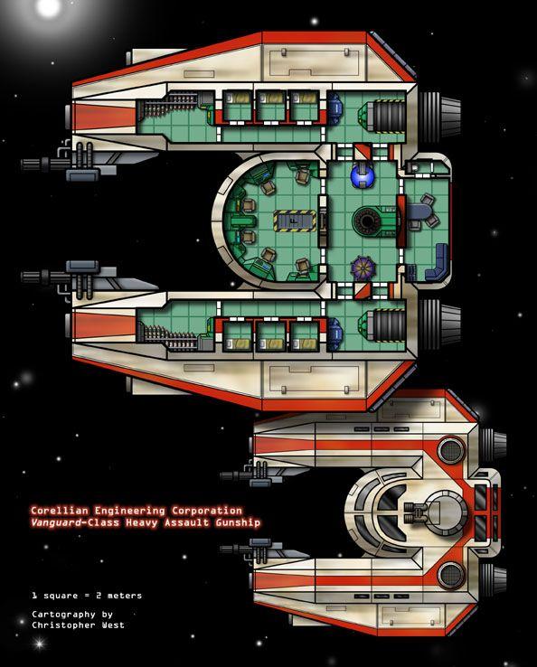 331718328788553716 on Spaceship Deck Plans