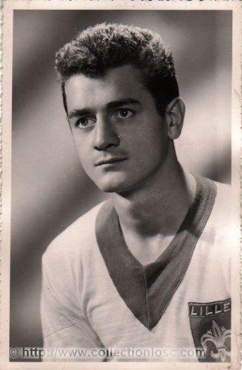 Bernard Flament joueur du Losc de 1947 à 1952