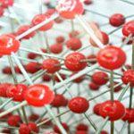 Fête de la science à l'ENS Lyon Représentation des atomes © Moncorgé www.ens-lyon.eu