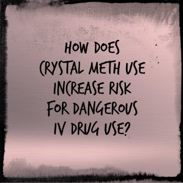 How Methamphetamine And Crystal Meth Effects The Body