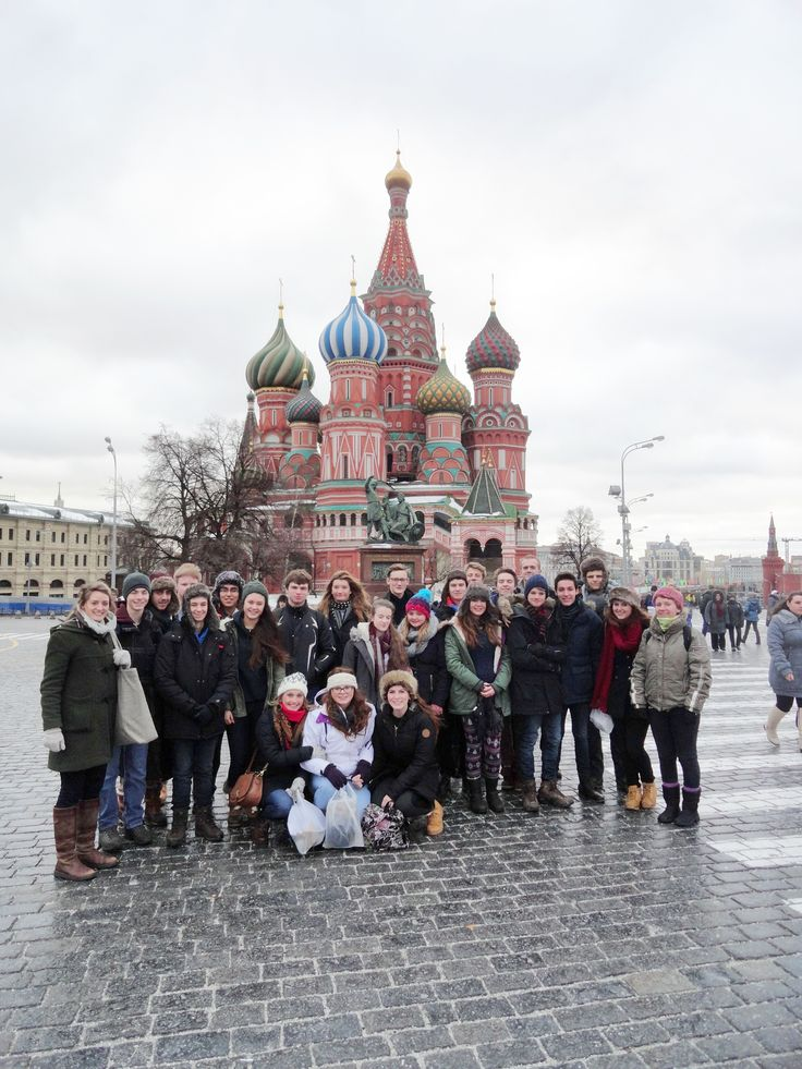 Sixth Form historians in Russia