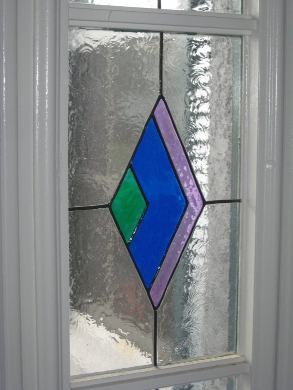 Looks Like Stained Glass But It 39 S Gallery Glass A Type