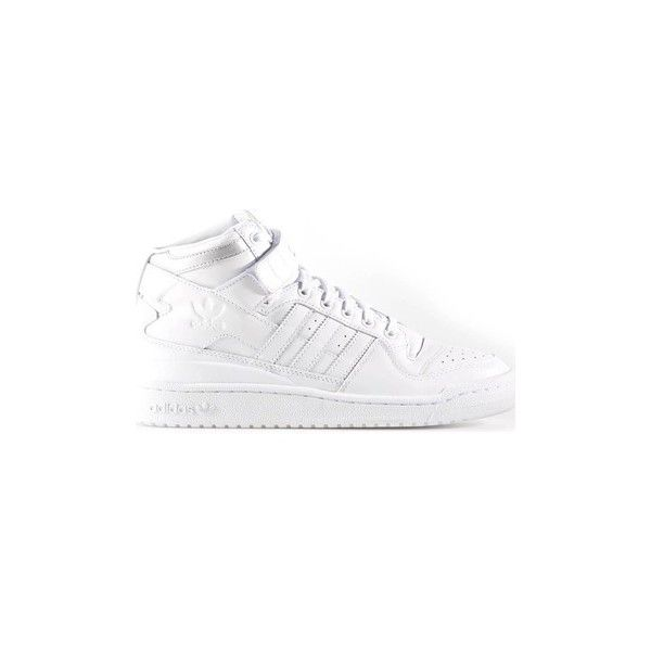 adidas F37831 Sport shoes Man Shoes (High-top Trainers) ($135) ❤ liked on Polyvore featuring men's fashion, men's shoes, men's sneakers, high top trainers, men, shoes, white, mens high tops, mens white high top sneakers and mens white high tops