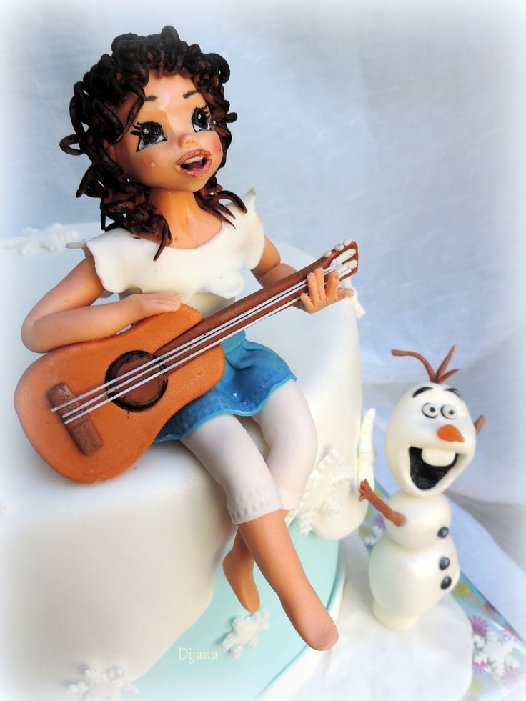 girl with guitar_frozen for my niece <3