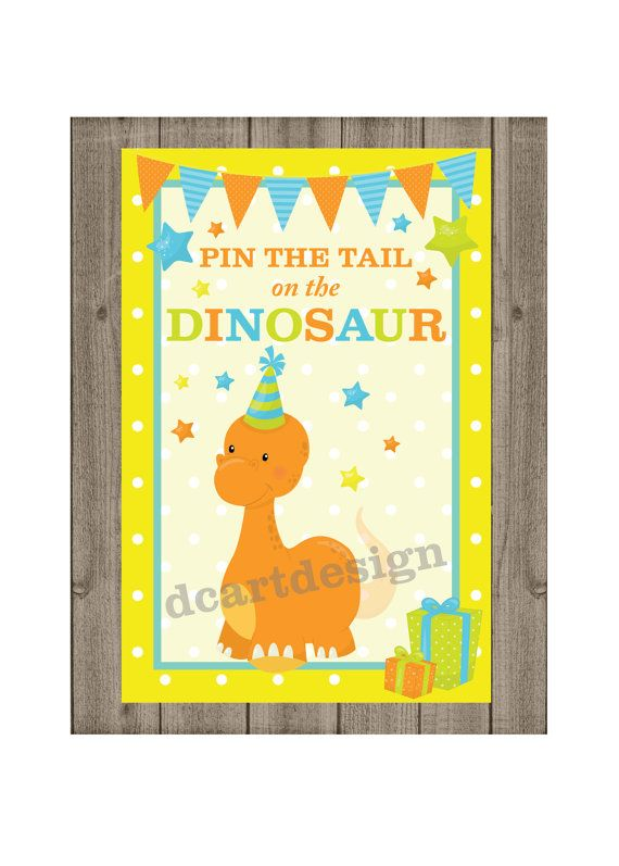 pin the tail on the dinosaur template - 25 unique dinosaur games ideas on pinterest dinosaur
