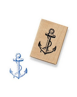 anchor stamp: Coffee Shops, Anchors Themed, Fishing Nautical Ocean Themed, Weddings Idea Anchors, Ultimate Favorite, Anchors Stamps, Crafts Idea, Fun Crafts, 75Th Birthday
