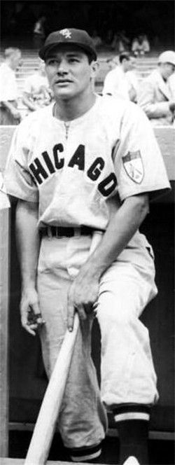 CHICO CARRASQUEL:     SHORTSTOP WITH CHICAGO WHITE SOX.....DIED 2005 IN CARACAS, VENEZUELA