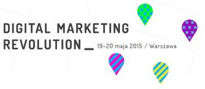 W dniach 19-20 maja 2015 w Warszawie odbędzie się Digital Marketing Revolution – impreza, w trakcie której powstanie cyfrowe miasto w rzeczywistym świecie.