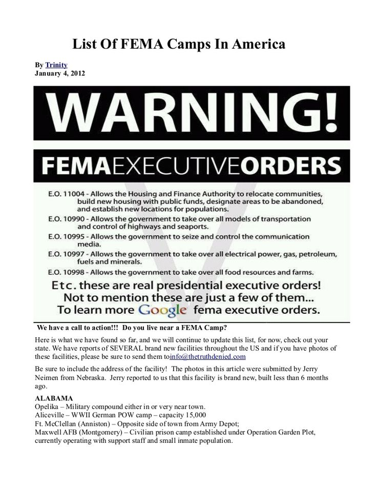 111 best About FEMA CONCENTRATION CAMPS images on Pinterest God - fema application form