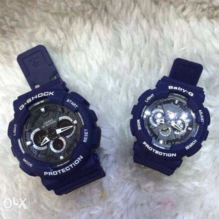 G-Shock Couple Watch SALE! For Sale Philippines - Find Brand New G ...