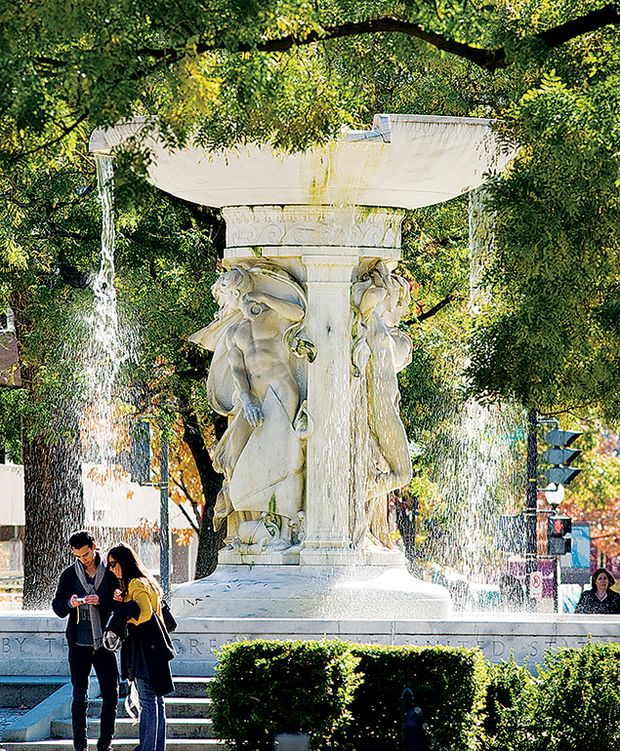 How to Spend a Day in Dupont Circle | Washingtonian | Washingtonian
