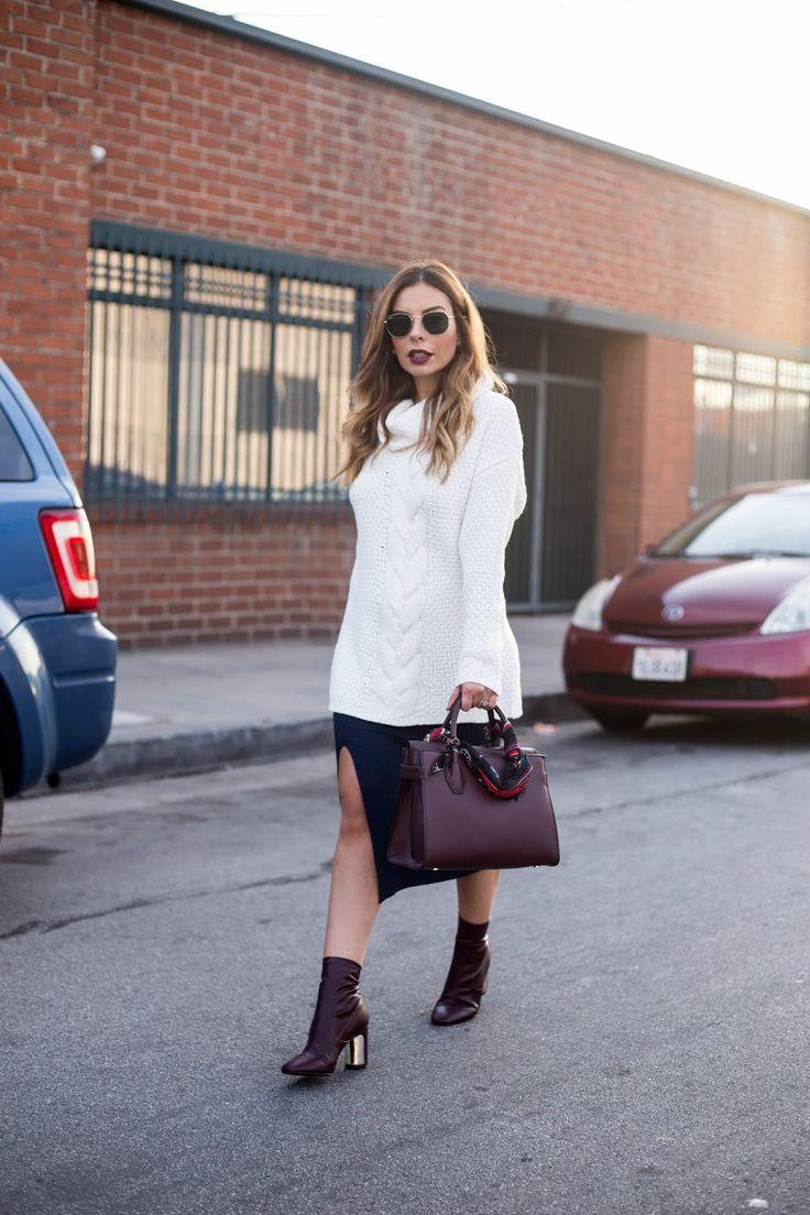 Stiletto Beats Store | Lookave - #knit #sweater #skirt #satchel #boots #sunglasses #ootd #onlineshopping #lookave #onlineshopping #streetstyle #style #fashion #outfit @stilettobeats