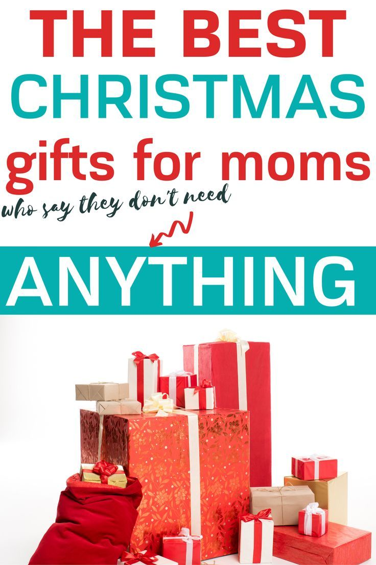 Gifts For A Mom Who Doesn T Want Anything June 2020 Christmas Gifts For Mom Christmas Gifts For Parents Best Christmas Gifts