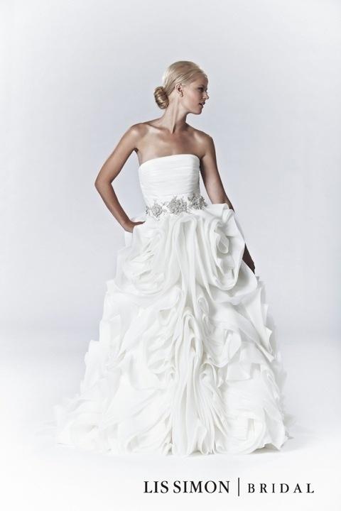 Lis Simon Constance Bridal Gown
