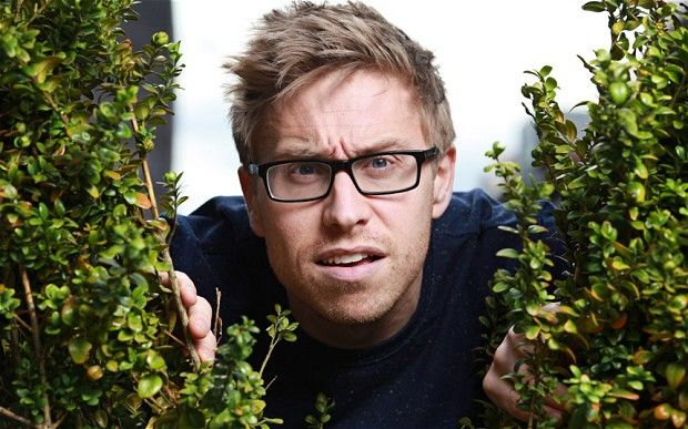 Russell Howard announces new tour!