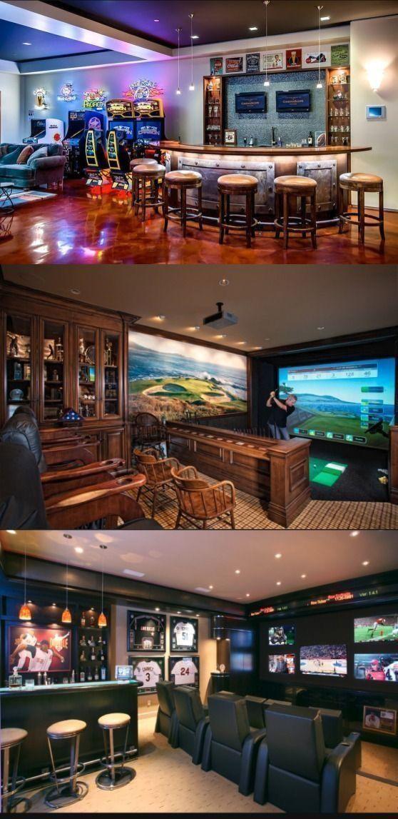 Design Your Room Game: 42 Fantastic Game Room Design Ideas