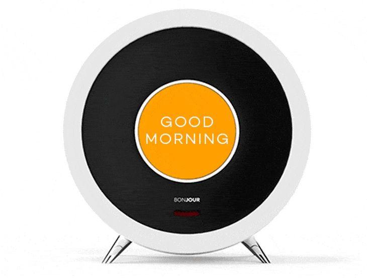 #Gadgets #Bonjour #inteligencia_artificial Bonjour, un despertador y asistente personal que busca financiación en Kickstarter