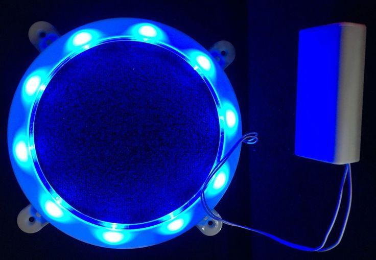 Upgrade Blue Cornhole Lights (2 Pk)