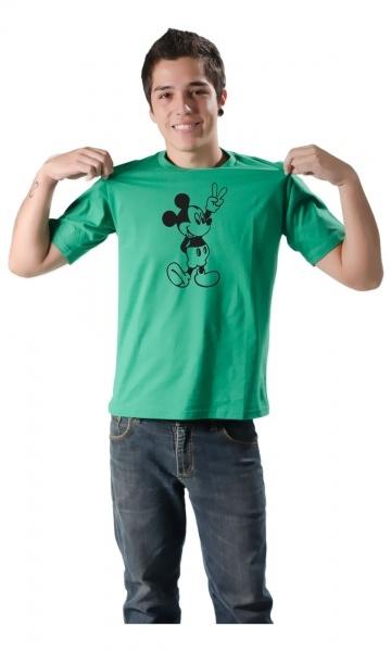 Camiseta Cartoon Mickey PB por apenas R$29.99