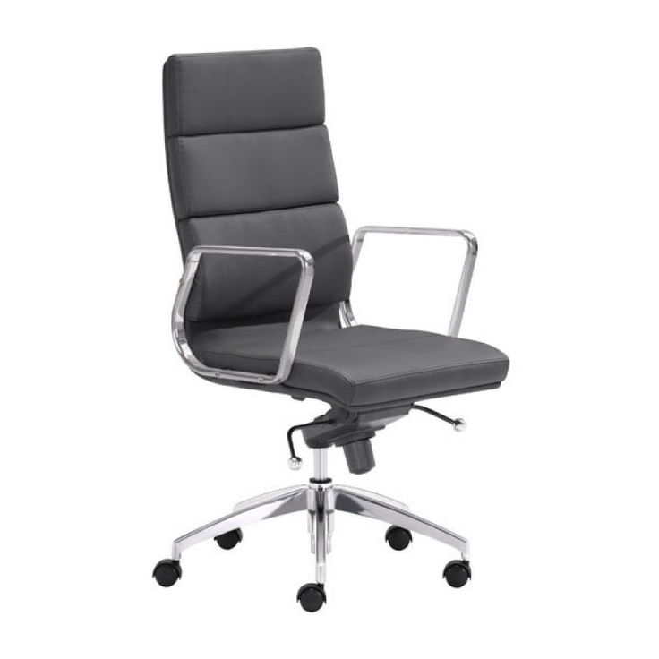 Luxury High Back Office Chair - ON BACKORDER UNTIL JUNE 2017