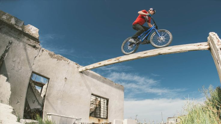 Danny MacAskill - Epecuén - 2014.Watch as Danny MacAskill brings a forgotten city back to life with his latest street trials film
