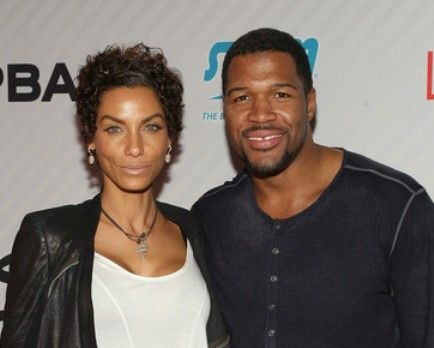 Michael Strahan and Nicole Murphy have called it quits. The model and VH1 star ended her five-year engagement towards the morning television host and retired NFL player, Murphy's rep confirms exclusively.