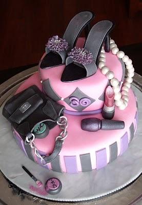 Astonishing Amazing Girly Birthday Cakes Slubne Suknie Info Personalised Birthday Cards Veneteletsinfo