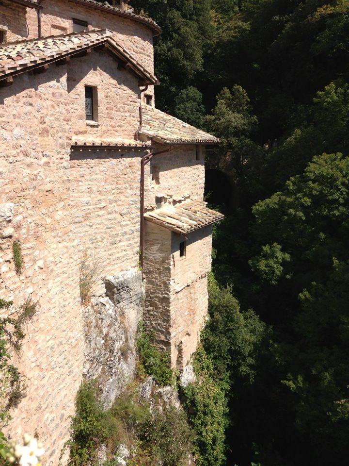 Eremo Delle Carceri di San Francesco, Assisi, Umbria