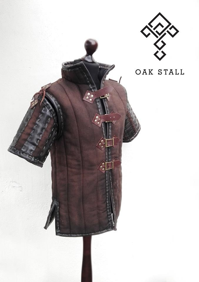 Oakstall witcher gambeson