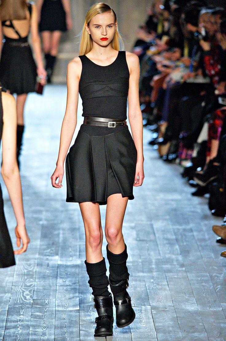 Victoria Beckham: Beckham Fall Winter2012, Dresses Boots, Fashion Style, Fashion Week, Victoria Beckham, Fall 2012, Beckham Fw12, Fall 12, 2012 Rtw