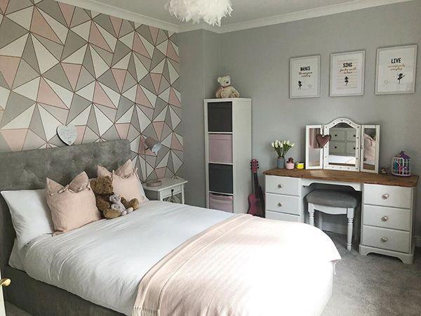 Dormitorios Juveniles Modernos Llenos Soluciones E Ideas De Decoracion Gray Bedroom Grey Home Decor Bedroom Interior