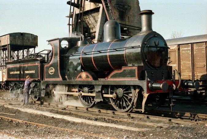 BR (LMS) (L&YR)  Aspinall 27 class  0-6-0