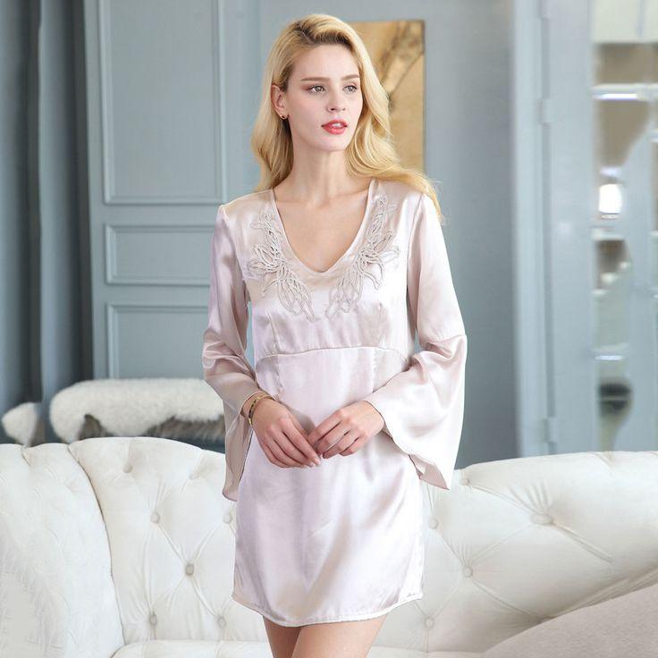 Lovely Silk Babydoll Nightwear NW019   Fashion, Style