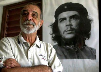 Ocher Art: Che Guevara's iconic photograph -an intriguing sub...