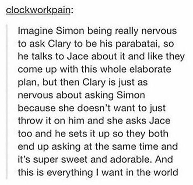 This would be great but you know...COHF happened and you know....stuff happened