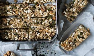 Anna Jones's recipe for home-made energy bars   The modern cook   Life and style   The Guardian