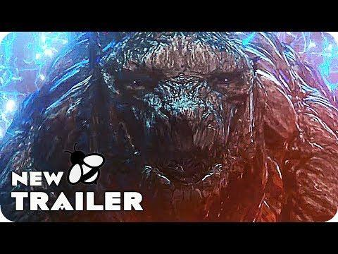 Godzilla: Monster Planet Final Trailer (2018) 2017) Godzilla Anime Movie - YouTube