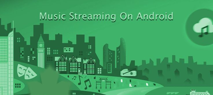 A list of the Best free music streaming apps for Android to enjoy unlimited music on Android.