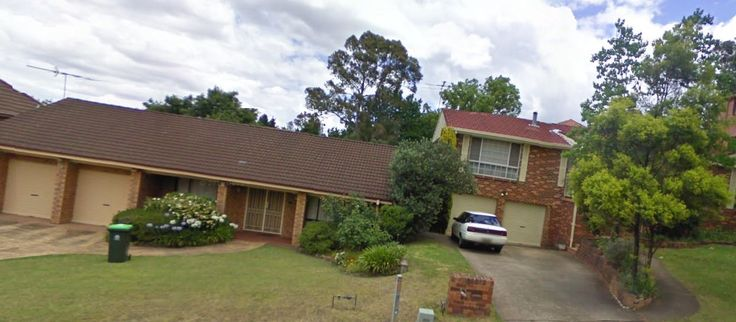 207 Urban Entertainers are common across Australia's middle-ring suburbs such as here in Oatlands, Sydney.