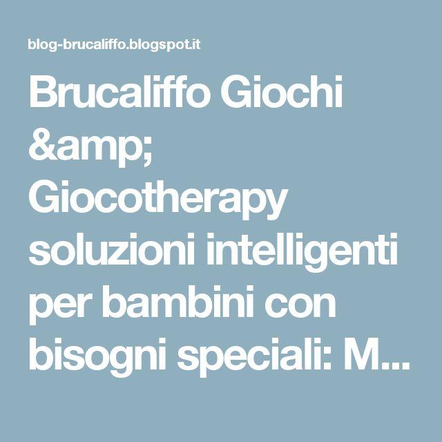 Brucaliffo Giochi & Giocotherapy soluzioni intelligenti per bambini con bisogni speciali: Massaggio orofacciale con massaggiatori a vibrazione nella terapia miofunzionale