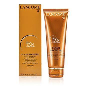 Flash Bronzer Self-tanning Lotion