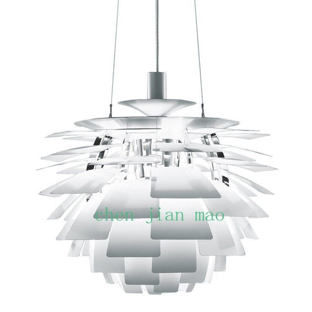 "The Poul Henningsen Artichoke lamp is one of my favourites. Its not even that expensive at only USD315. But beware ""price don't include bulb""."