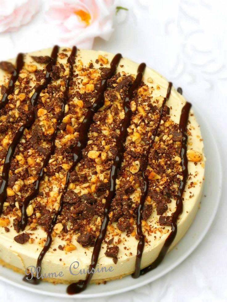Cheesecake-beurre-de-cacahuète