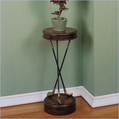 Amazing Great For A Golfer! Dadu0027s Office Plant Stand?