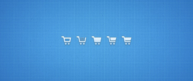 Free Shopping Cart Icons (PSD/PNG)