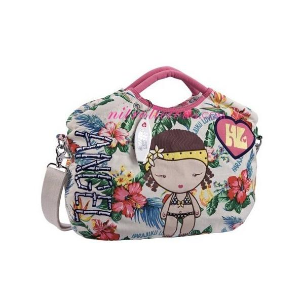 Harajuku Lovers Summer 2009 Handbag Collection | nitrolicious.com found on Polyv…
